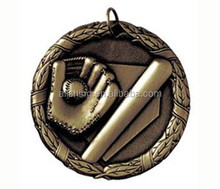 2015 on sale Victory Baseball medals / custom wanted factory price baseball medals selling here