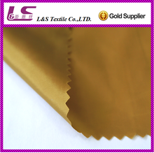 20D 400T polyester nonwrinkle taffeta fabric polyester plain downproof fabric lining twill 2/1