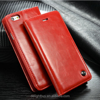 Luxury Mobile Cases And Covers For iPhone6s iPhone6 4.7Inch flip PU Leather Case WALLET