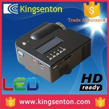 projector mobile phone china 50 ansi lumens 320*240 resolution with HDMI, VGA, Headset, AV in, USB, SD
