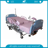 AG-C101A02B outstanding patient comfort, flexible support features, simple operation'Manual Maternity Beds