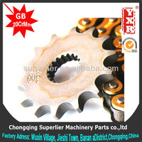 good performance motor sprockets and chains,professional custom motorcycle engine sprocket,forging motor cycle accessories