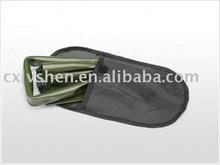 Jardinería herramienta de mano del metal plegable palas