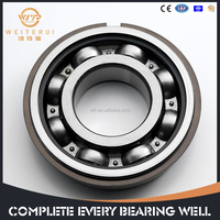 deep groove ball bearing 6204 with high quality precision level P5