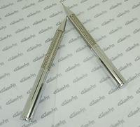Unique Design Mechanical Pencil Metal braid 0.7mm Automatic Pencil Retractable Press action Office & School Supplier Writing Pen