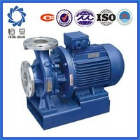 ISW horizontal fire fighting diesel engine pump