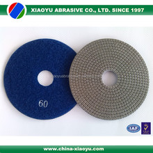 Xiaoyu Extra Sharp Electroplated Diamond Sanding Disc