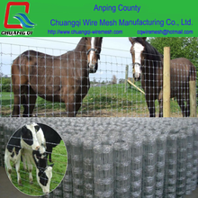hinge joint field fencing for horse / cattle / sheep / dog