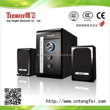 Hot Sell !! computer speaker 2.1 subwoofer