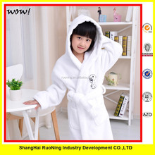 fashion 100% cotton children kids poncho hooded baby bath towel