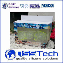 New glow in the dark effect aquarium fish plastic bag,aquarium fish,aquarium decoration