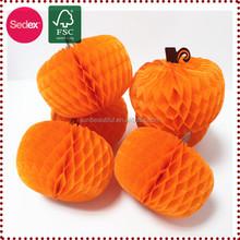 handmade craft craft wholesale artificial pumpkins for halloween decoration