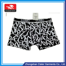 Trading & supplier of china products hot sales 100% cotton pictures of men seamless boxer