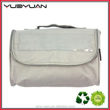 2015 China OEM Outstanding Design Cotton Fashion Beautiful Canvas Cosmetic Bag