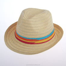 Fashion and modern Straw Cowboy Hat Beautiful Hat panama hat