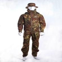 high performance waterproof military uniform