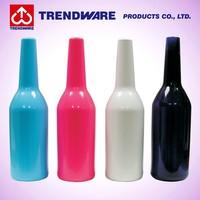 PP Plastic Bartender Practice Flair Bottle