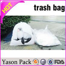 Yasonpack plastic trash bag trash bag for hospital the trash pack