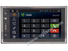 WITSON Android 4.4 SPECIAL CAR DVD PLAYER WITH GPS FOR Universal Two Din CAR DVD HD 3G Wifi Multi-touch 3D UI