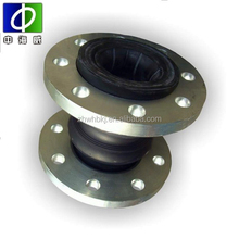 rubber construction with yarn expansion joint