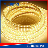 High Brightness Blue 220V SMD 5050 High Voltage LED Strip 60 LEDs/Meter