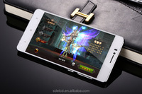 Hot Slim 7mm Android 4.4 Cell Phone 5.0 inch Quad Core 3G FDD LTE top-1 mobile phone with english box
