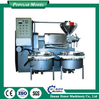 Industrial Automatic Soybean Palm Cooking Oil Making Machine