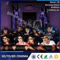 Canton Fair Crazy 8D/9D/Xd Cinema 5D Cinema 5D Movie