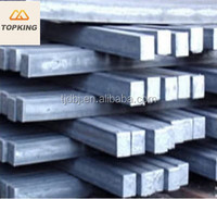 square solid iron bar , square bar, hot rolled steel square steel