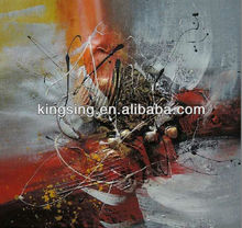 abstract painting for decor form artists