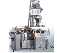 Automatic Rotary Vacuum Packing Machine for pickles