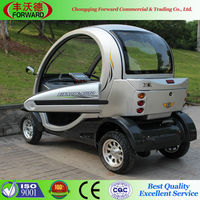 4 Wheels Low-pressure Tire Good Feedback Tricycle For 2 Adults