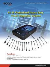 FCAR F3-D Auto Diagnostic scanner for Heavy duty truck repair diagnosis--Man, tata, Mahindra, Cummins, Bosch, Siemens etc