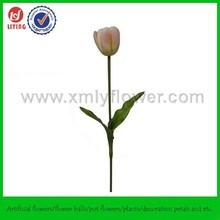 """24"""" Single PU Flower,PU Artificial Flower,Real Touch Tulip"""