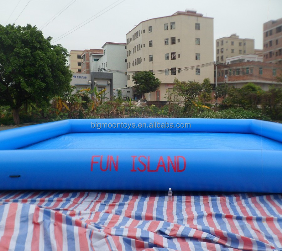 2015 Hot Inflatable Pool Covers Inflatable Swimming Pool