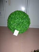 sjzjn 1407 artificiale palla topiaria bosso palla erba pianta di plastica