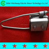 high quality overhead line fitting galvanized JNS series wedge aluminum alloy strain clamp