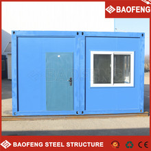 foldable fire proof room