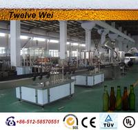 table black/ light beer dispenser Beer filling machine