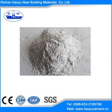 ground granulated blast furnace slag cement