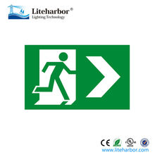 International Recognized UL Running Man Pictograph Exits