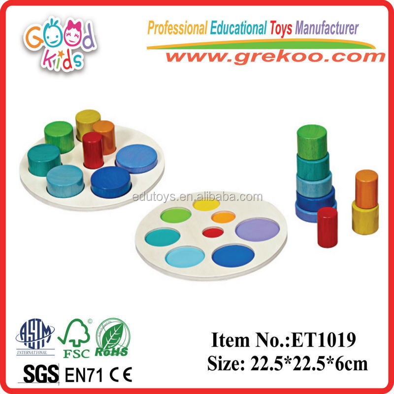 Good Educational Toys : Good kids toys children wooden for preschool