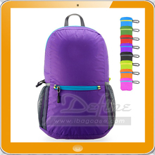2015 new lightweight foldable backpack