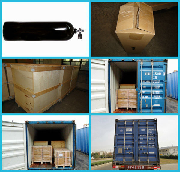 Aluminum Scuba Cylinder Packaging, Loading and Transporting-1