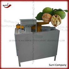 Surri Hot sale automatic walnut sheller machine/automatic walnut sheller 200-300kg/h