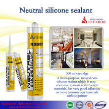 Neutral Silicone Sealant/ silicone sealant distributors/ clear coat for silicone sealant adhesive