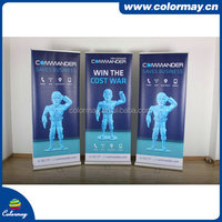 Exhibition Stand, Poster Stand, Roll up Banner Stand for Advertising