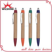 Trendy Body Design Ecological Ballpoint Pen