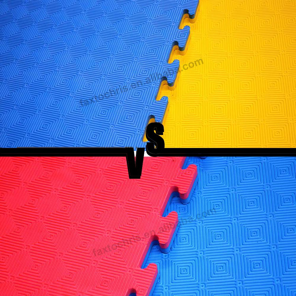Used Wrestling Mats 1 Inch For Sale