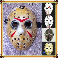 Jason Mask Voorhees Freddy Hockey Masquerade Party Mask Full Face Masks For Halloween